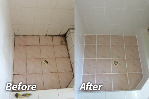 Tile And Grout Sealing And Colour Sealing Dynamic Carpet Tile