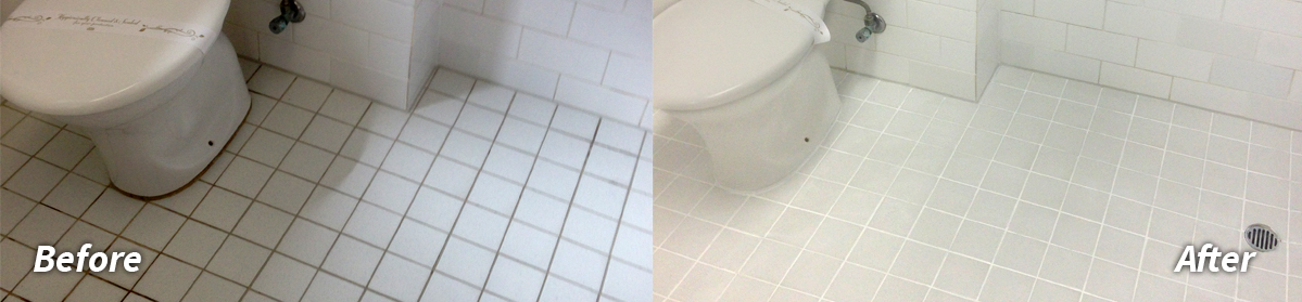 Small Grout Repairs